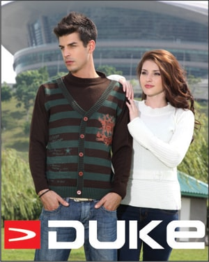 Duke Fashions looking beyond Indian shores