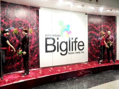 Biglife Ritu Wears: Wooing with 'Family, Fashion, Fun'