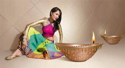 No sparkle for apparel retail this Diwali