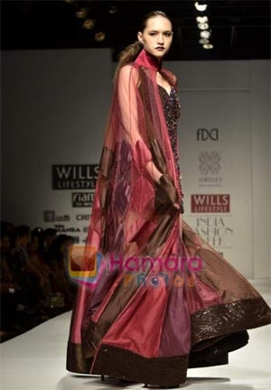 WLIFW A/W: Designers make waves with collections