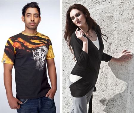 Do U Speak Green: Eco-friendly apparel line spreads wings
