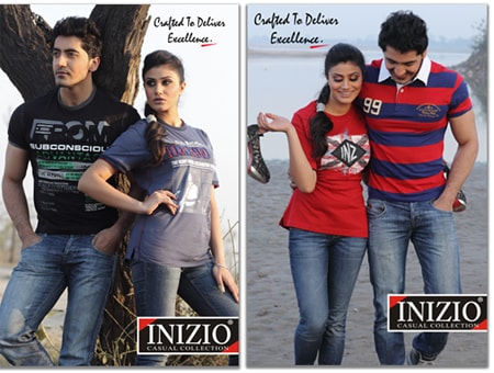 Inizio: Plans T-shirts range for women and kids