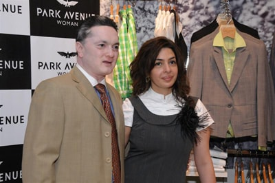 Raymond's big plans for Park Avenue Woman