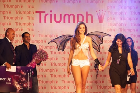 Triumph Inspiration Award: Pooja Upadhyay is India winner